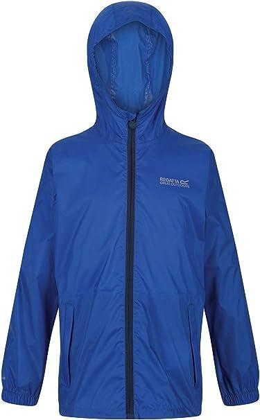 Bambino Regatta Volcanics Iii Reflective Waterproof Jacket Giacca impermeabile isolante