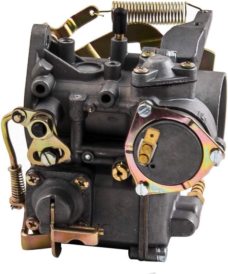 Carburetor for VW Beetle Super Beetle 1971-1979 34PICT-3 OEM# 113129031K 98-1289-B Type 1 Air Cooled 1600cc Dual-Port Engine