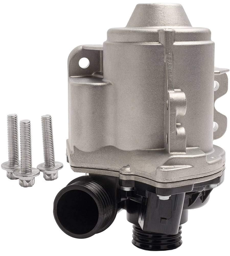 KARPAL Electric Engine Water Pump With Bolt Kit 11517588885 Compatible With BMW 135i 335i 535i 740i X1 X3 X5 Z4 by KARPAL