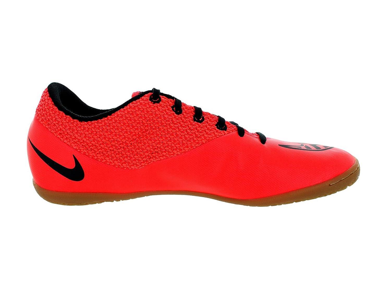 Nike Men's Mercurialx Pro IC Bright Crimson/Black/Ht Lv/Blk Indoor Soccer  Shoe 10.5 Men US: Amazon.in: Shoes & Handbags