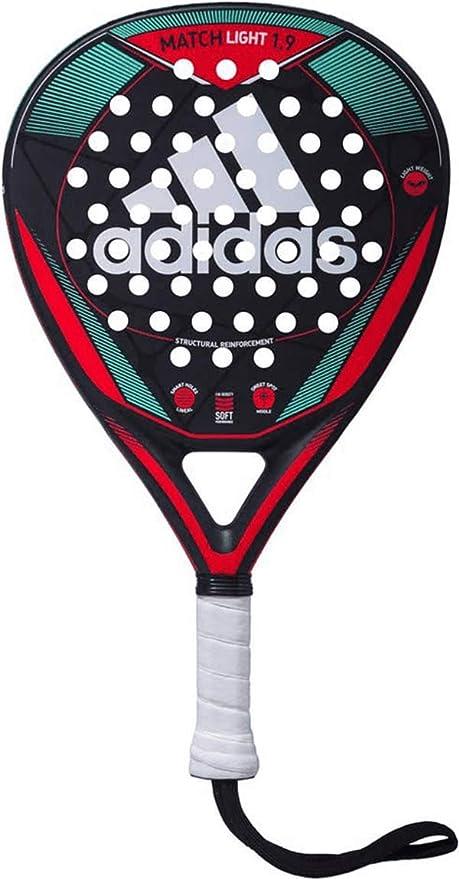 Maldición capítulo Medicina Forense  Adidas Match Light 1.9 - Pala de Pádel, Adultos Unisex, Verde, 375: Amazon.es:  Deportes y aire libre