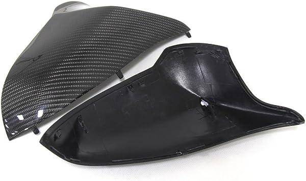 Carbon Spiegelkappen Spiegel Kappen Mirror Cover Passend Für M4 M3 F80 F82 F83 M2 F87 Competition Auto
