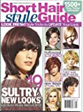 Short Hair Style Giude Magazine (Celebrity Hairstyles Presents # 102-Winter 2013)
