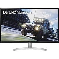 LG 32UN500-W - Monitor UHD polivalente, Panel VA: 3840 x 2160p, 16:9, 350cd/m², 3000:1, DCI-P3 >90%, 60Hz, 4ms, diag. 80…