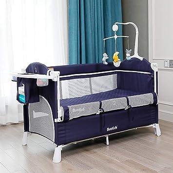 Amazon.com: JYXZ - Cuna multifunción de 2 capas, para bebé ...