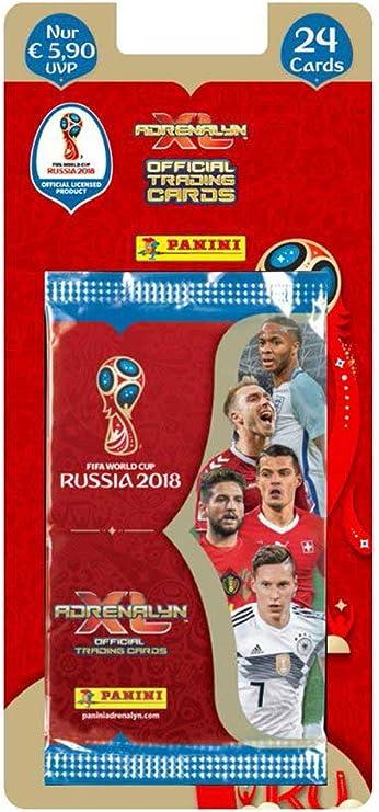 Panini Adrenalyn XL 2018 FIFA World Cup™ - Juego de Cartas coleccionables Oficiales de la Copa del Mundo de la FIFA de 2018: Amazon.es: Juguetes y juegos