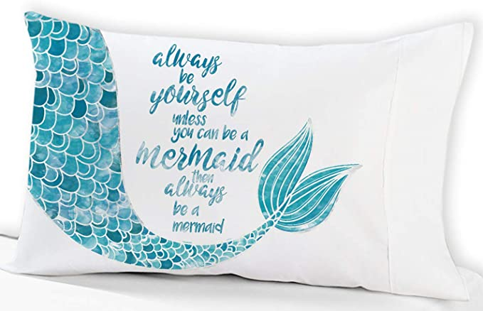 Personalized Pillow Case featuring ZOE in sign letters; Custom pillowcases; Teen bedroom decor; Cool pillowcase; Bedding