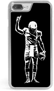 Football iPhone 6/6S Case | Number One Player | Black
