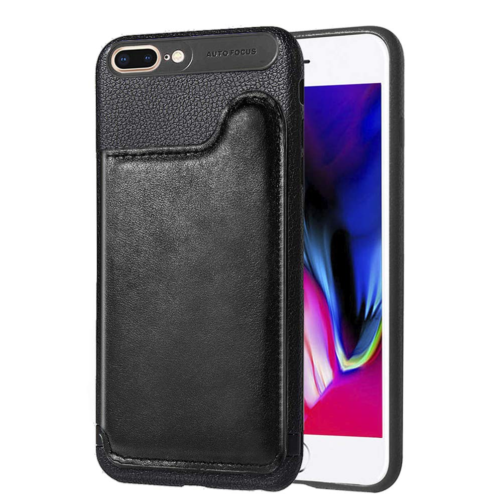 Funda Carcasa Compatible Con iPhone 7 Plus iPhone 8 Plus Cuero ...