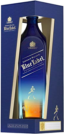 Johnnie Walker - Blue Label 2017 Chinese New Year - Year Of The Rooster - Whisky