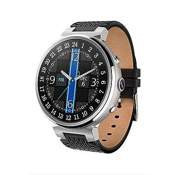 Amazon.com: Smart watch Bluetooth SIM Card Health Sensor GPS ...