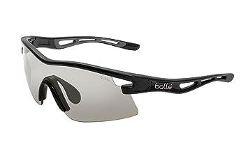Bollé (CEBF5) Vortex Gafas, Unisex Adulto, Negro (Shiny), M