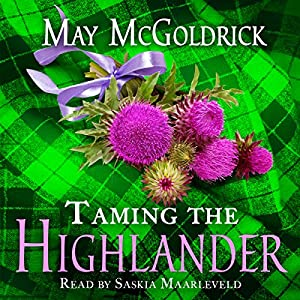 Taming the Highlander Audiobook