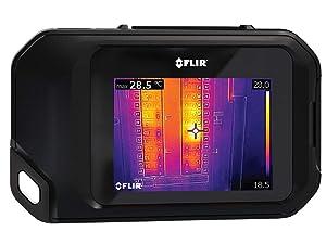FLIR C3 Thermal Imaging Camera with WiFi - Handheld, High Resolution