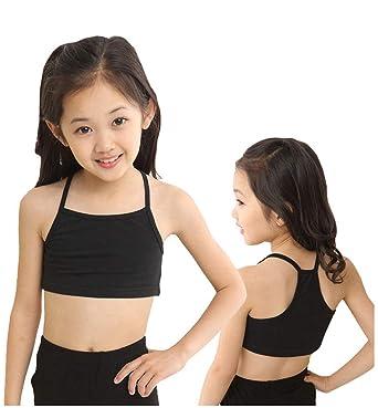 626ae9ea8a091  インソミラ  InSomila 子供服 2着セット ハーフトップ タンクトップ キッズ 女の子 ダンス