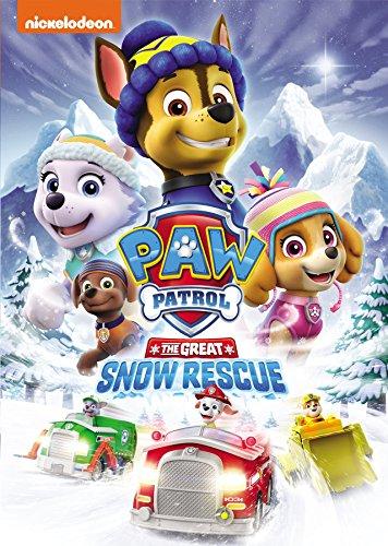 PAW Patrol: The Great Snow