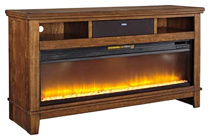 Amazon Com Ashley Furniture Signature Design Ralene Tv Stand With