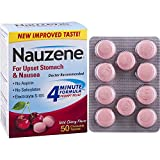 Nauzene For Nausea Chewable Tablets, Wild