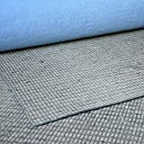 9' x 12' Natural Step 1/4'' Thick Non-Slip Rug Pad - Safe for all floors