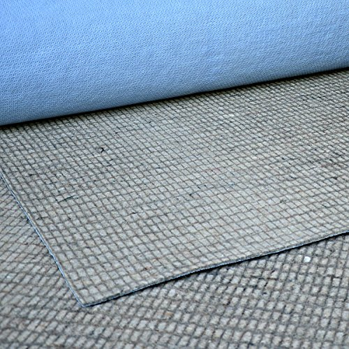 8' X 10' Natural Step(TM) 1/4'' Thick Non Slip Rug Pad - Safe for all floors by Rug Pad Warehouse