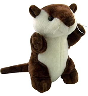 Raccoon 6 Canned Critters Stuffed Animal Stofftiere