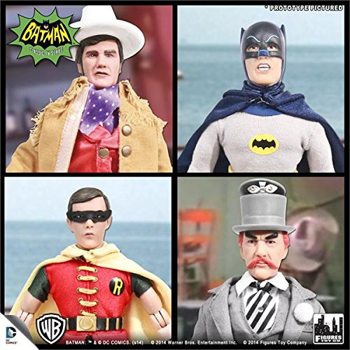 Action Figuren Figuren Figuren – Batman TV 1966   3 Batman New Sculpt 20,3 cm bmtv010 B00S06I7TM Kinderruckscke Mode dynamisch 0aaf38