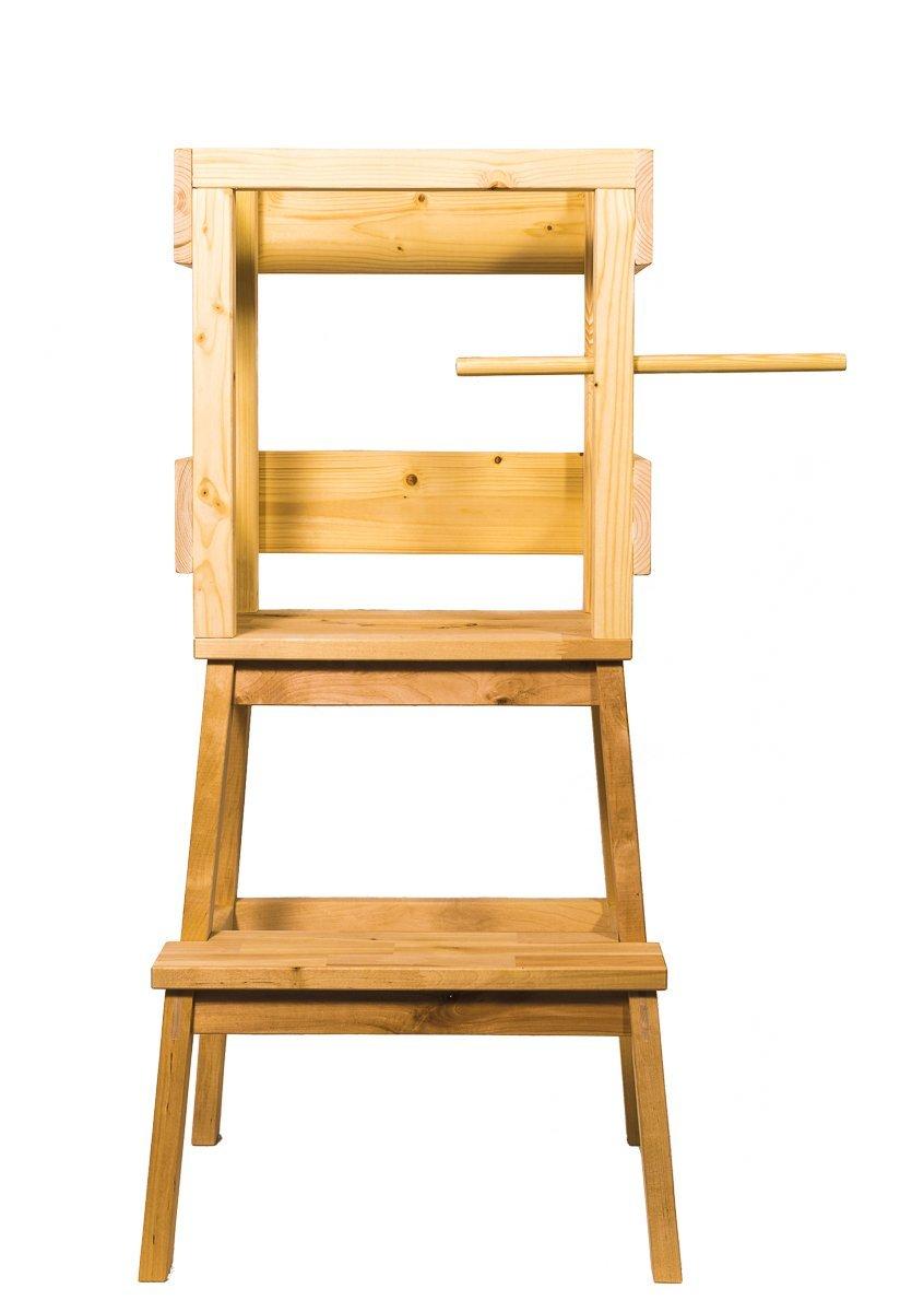 Learning Tower learningtower Tower h/öhung les portiers dapprentissage Chaise main Montessori Tour dapprentissage by deski Tour avec suppl/émentaire rausfallsc hutz Barre de Chasse et d/éj/à mont/ée