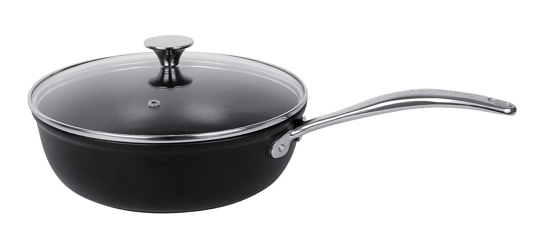 Collection Cookway couvercle Anti-adh/érent Exceliss+ Cristel CWMARS24- Sauteuse aluminium 24cm