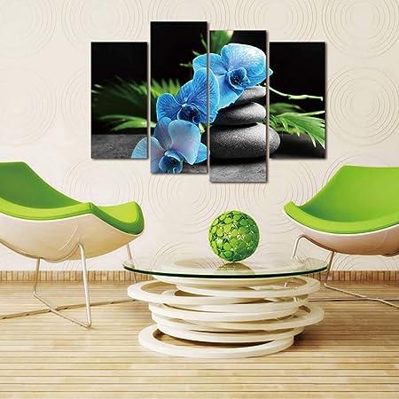 Ajkcbaq Art Peinture Hd Imprimé Toile Affiche Maison 4