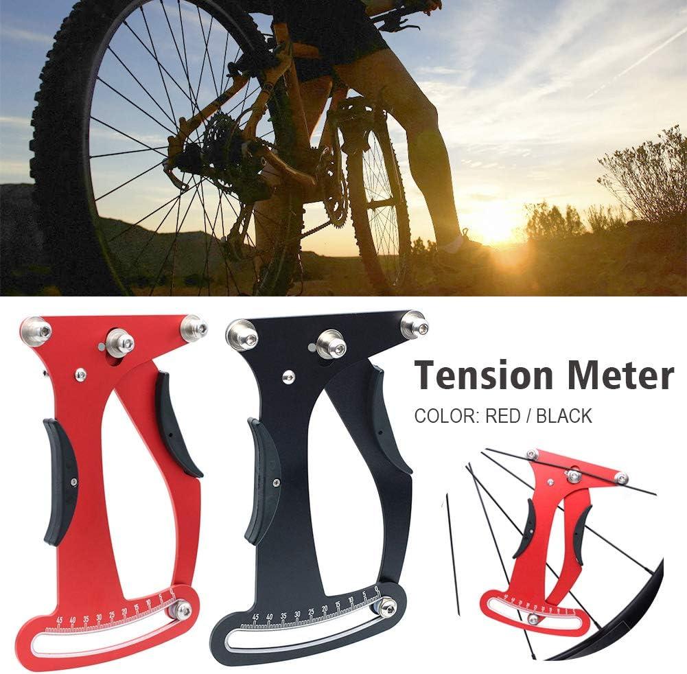 Bicycle Spokes Tension Meter Measurement Gauge Mountain Bike Cycling Repair Tool