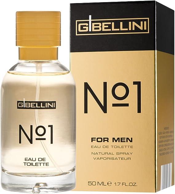 G Bellini N1 Eau de Toilette Perfume para Hombre 50 ML para LIDL ...