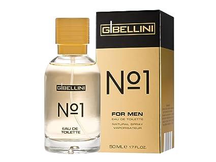 Amazoncom G Bellini N1 Eau De Toilette For Men Perfume 50ml For