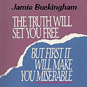 The Truth Will Set You Free... Audiobook