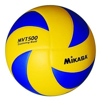 MIKASA MGT 500 - Balón de Voleibol (Talla 5), Multicolor: Amazon ...