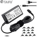 TAIFU universal 65W del ordenador portátil cargador de la fuente de alimentación Adaptador de conector con