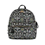 Ornate Aviary Backpack - Black