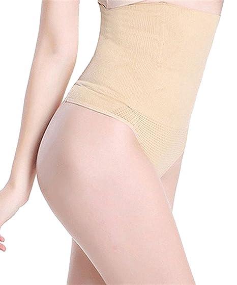 c428f8f787c Women Waist Cincher Girdle Tummy Slimmer Sexy Thong Panty Shapewear at Amazon  Women s Clothing store