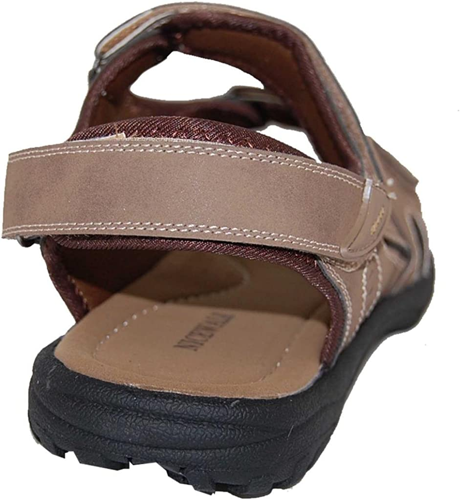 Shoe Artists Great Outdoors Crazy Horse Sandal