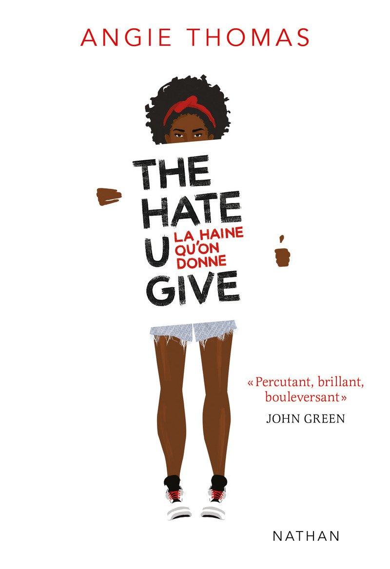 """Résultat de recherche d'images pour """"the hate u give livre"""""""