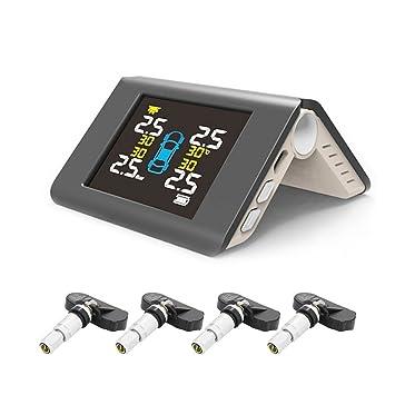 GZCRDZ® Smart Car TPMS Sistema de control de presión de ...