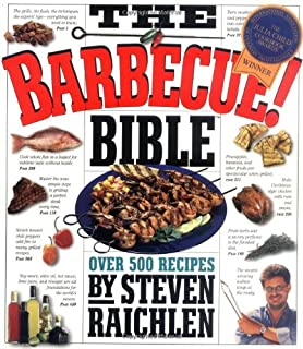 The Barbecue! Bible: Over 500 Recipes (1563058669) | Amazon price tracker / tracking, Amazon price history charts, Amazon price watches, Amazon price drop alerts