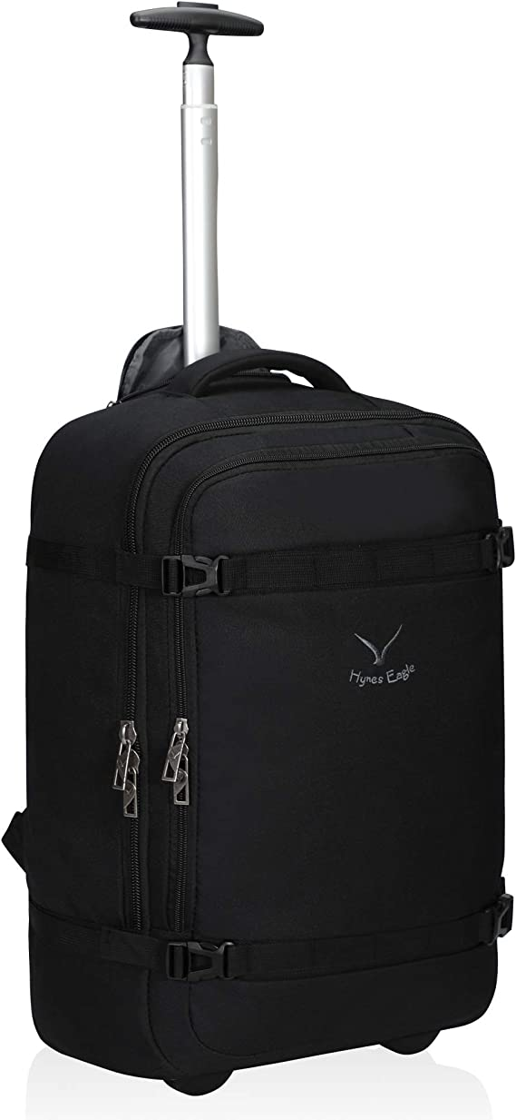 Hynes Eagle 42L Rolling Backpack 21