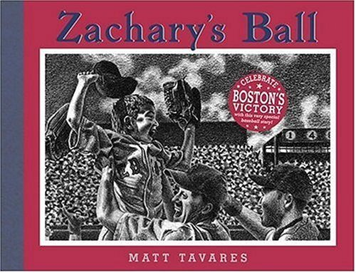 Zachary's Ball Championship Edition (Tavares baseball books) ()
