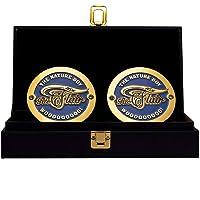 $69 » WWE RIC Flair Legends Championship Replica Side Plate Box Set Blue