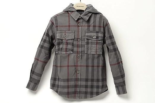 4efe67106f6d3 BURBERRY (バーバリー)  quot BURBERRY Children quot 2WAYシャツ 長袖 バーバリーチェック