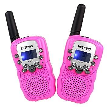 Resultado de imagen de walkie talkie niños rosa