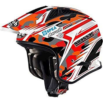 Casco Moto Trial Off Road Airoh TRR Toni Bou 2016 Large