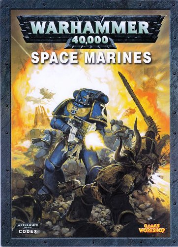 Warhammer 40,000: Space Marines (7th Edition Space Marine Codex compare prices)