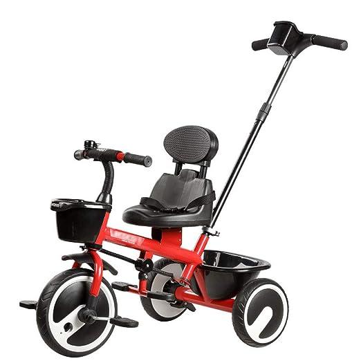 Baby Stroller Cochecito de bebé Triciclo, Bicicleta de Tres Ruedas ...