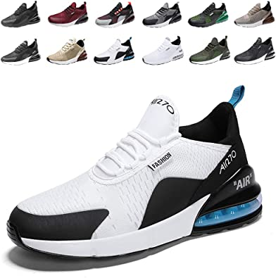 Baskets Chaussures Homme Femme Outdoor Running Gym Fitness Sport Sneakers Style Multicolore Respirante 34EU 46EU